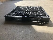 More details for heavy duty plastic pallets shed bases