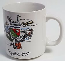 Tuktoyaktuk North West Territories Coffee Mug Cup Marmora Gifts