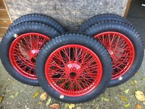 Frazer Nash AFN BMW Bristol Wire WHEEL RESTORATION SERVICE -Tudor Wheels Ltd