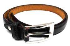 Cinturones de mujer de piel talla S