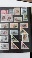 Hungary MH-MLH stamps 1950-59 in stockbook #125