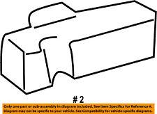 FORD OEM 92-02 E-350 Econoline Club Wagon Side Door-Lock F2UZ15264A32A