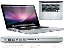 """Apple MacBook Pro 15-Inch """"Core 2 Duo"""" 2.66"""