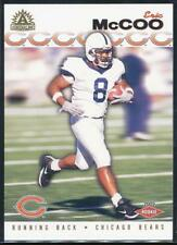 2002 Pacific Adrenaline Football Card #48 Eric McCoo RC