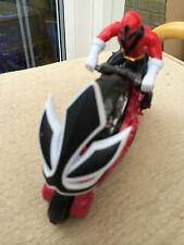 Power rangers Super samurai Disc cycle - red ranger