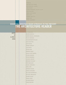 Architecture Reader, The Pb BOOK NEW