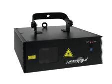 LASERWORLD EL-400RGB Showlaser Klasse 3 400 mW Rot, Grün und Blau Laser