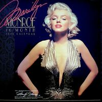 Marilyn Monroe Calendar 1996 Gene Kornman Avedon 16 Month Publicity Photo SEALED