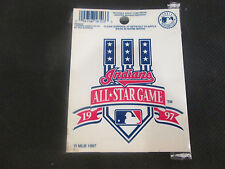 MLB- CLEVELAND INDIANS- 1997 MLB ALL-STAR GAME LOGO DECAL