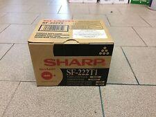 Toner Sharp SF-222T1 originale (NO compatibile/rigenerato) - Original brand new