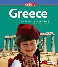 Greece: A Question and Answer Book (Questions and Answers: Countries)