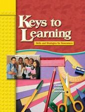 KEYS TO LEARNING WORKBOOK by PRENTICE HALL