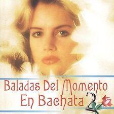 Various Artists : Baladas Del Momento En Bachata 2 CD