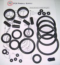 1999 Sega Harley-Davidson Pinball Machine Rubber Ring Kit