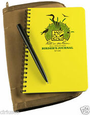 """Birder's Journal All Weather  Rite in the Rain 5""""x7"""" Outdoor Writing Kit"""