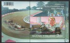 Mercedes McLaren Formula Mika Hakkinen Finland MNH 1999