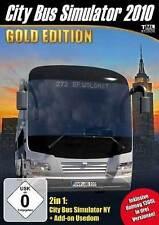 PC Computer Spiel * City Bus Simulator 2010 GOLD Edition + ADDON Usedom *NEU*NEW