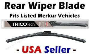 Rear Wiper - Premium Beam Blade - fits Listed Merkur Vehicles - 19200