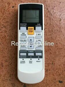 *Fujitsu Air Conditioner Replacement Remote Control AR-RAH1E, AR-RAH2E, AR-RAH1U