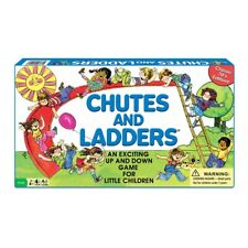 Chutes And Ladders Classic Board Game