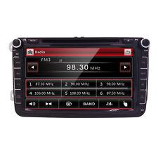 """8""""Autoradio GPS Navigation DVD NAVI for VW Golf Passat Tiguan Sharan Touran T5"""