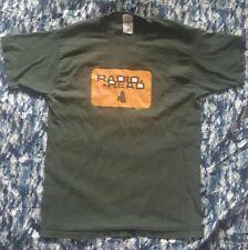 Vintage Radio Head T-Shirt. Mens Large