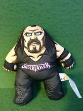 2010 Burger King Kids Meal Toy WWE Undertaker Mini Plush Doll Musical
