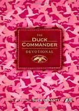The Duck Commander Devotional: Pink Camo by Robertson, Al Book The Cheap Fast
