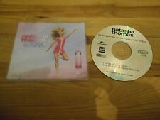 CD Pop Natasha Thomas - Let Me Show You (2 Song) Promo KINGSIZE EPIC  sc