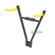 TOWBAR TOW BALL MOUNTED BIKE CYCLES BICYCLE CARRIER RACK