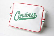 Converse Basic Reporter Premium Sport Bag (White)