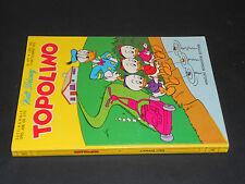 TOPOLINO LIBRETTO NR.877 -17.09.1972 completo bollini PIU' CHE OTTIMO