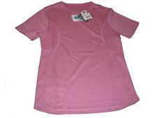NEU 4 Sports Damen kurzarm Laufshirt Gr. S 36 / 38 rosa !!
