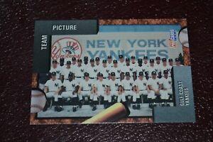 DEREK JETER ROOKIE 1992 GULF COAST YANKEES MINORS TEAM CARD #3808 MINT PSA BOUND