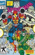 SPIDER-MAN  # 20 - COMIC - 1992 - 9.6