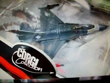 CORGI WHEELZ, F-16 FIGHTING FALCON, #CS-90433 DIECAST, VGC