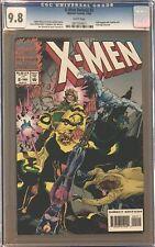 X-Men Annual #2 CGC 9.8