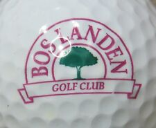 (1) BOS LANDEN GOLF CLUB GOLF COURSE LOGO GOLF BALL