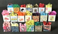 Dollhouse Miniatures - Lot of 20 Japanese Miniature Gift Bags! L@K!