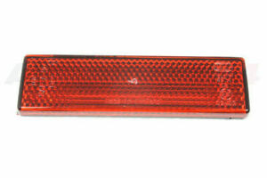 Land Rover Defender 90 / 110 Genuine Rear Reflector Self Adhesive XFF100071 New