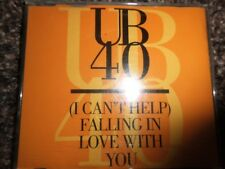"""UB 40 - """"I CAN´T HELP""""- """"FALLING IN LOVE WITH YOU Maxi CD -"""