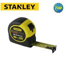 Stanley FatMax Heavy Duty Tape Measure Blade Armor 10m 33ft 0-33-805 STA033805