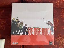 Vengeance Board Game & Ks Stretch Goals - BNIB, Sealed - Minis By Titan Forge