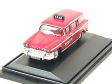 Hornby Skale Autos R7026 Humber Super Snipe Skaledale Taxi Red 1 76 Scale Boxed