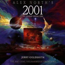 2001 : A SPACE ODYSSEY (BOF) - BOF (CD)