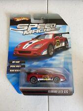 Hot Wheels Speed Machines Ferrari 575 GTC
