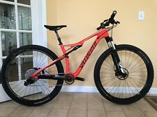 2017 Specialized Epic Comp Carbon Medium Sram Xo Mountain Bike Cross Country