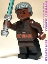 LEGO STAR WARS JEDI ROTH DEL MASONA YODA MACE WINDU GEONOSIS ARENA ARMY BUILDER