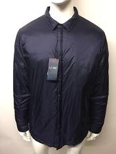 Armani Jeans Coat Size Uk44 EU54 Navy