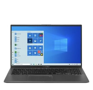 "ASUS - Vivobook 15.6"" Laptop - Intel 10th Gen i7 - 8GB Ram 1TBHDD+256GB SSD Grey"